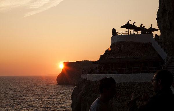 Cova d en Xoroi Menorca