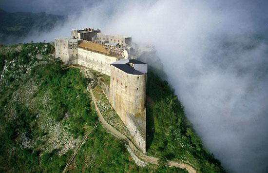 Citadelle Laferrière en Haiti