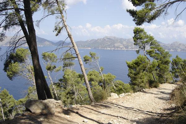 Vacaciones en Mallorca - senderismo