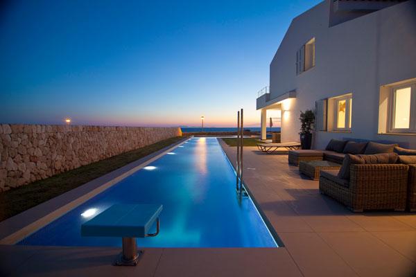 Villa Son Blanc en alquiler en Menorca