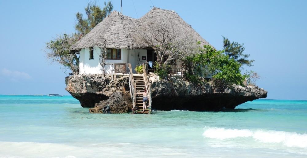 The Rock Zanzibar Tanzania