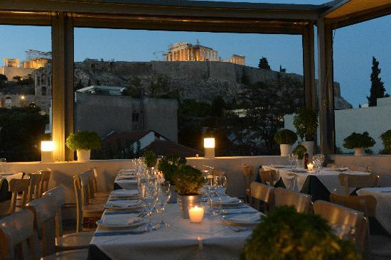 strofi restaurant Atenas Grecia