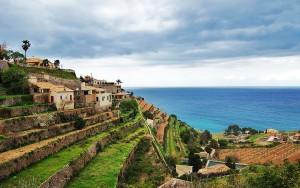 Terrasses-a-Banyalbufar,-serra-de-Tramuntana,-Mallorca