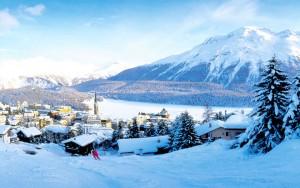St Moritz (Suiza)