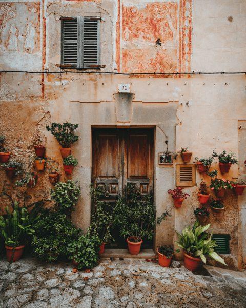 Casa tradicional en Valldemosa