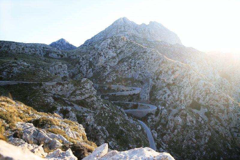 Montaña en Mallorca