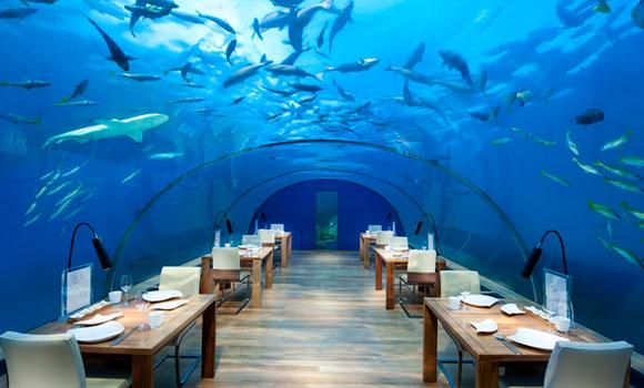 Hotel Conrad Maldives Rangali Island