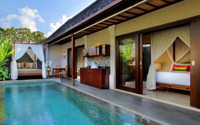 Metta Spa Villas and Wellness, Bali