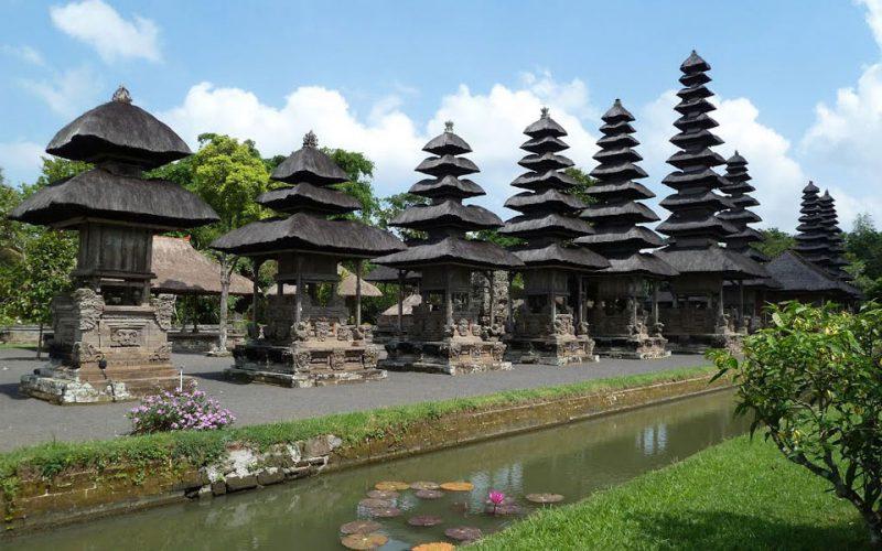 Templo Taman Ayun, Bali