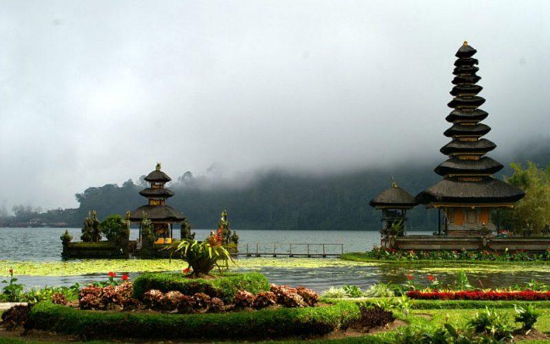 Templo Ulun Danu, Bali