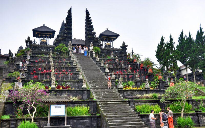 Templo Pura Besakih, Bali