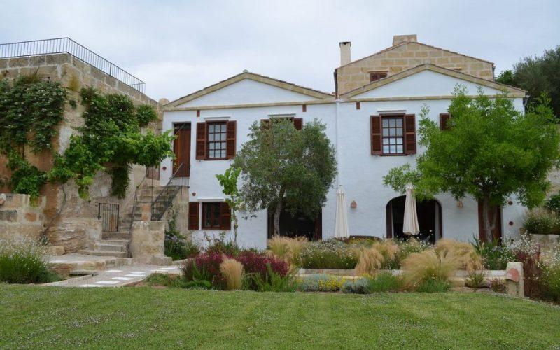 Histórica y romántica casa de campo
