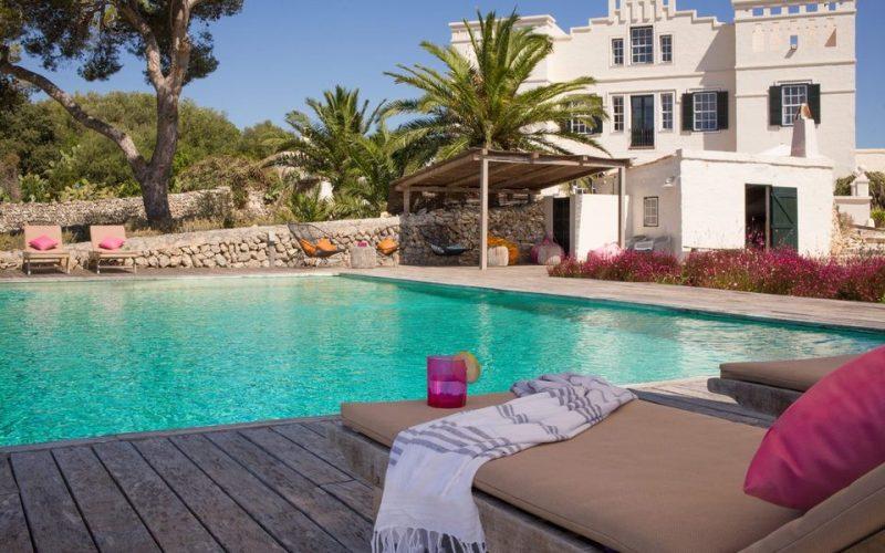 Villa de lujo con acceso a playa