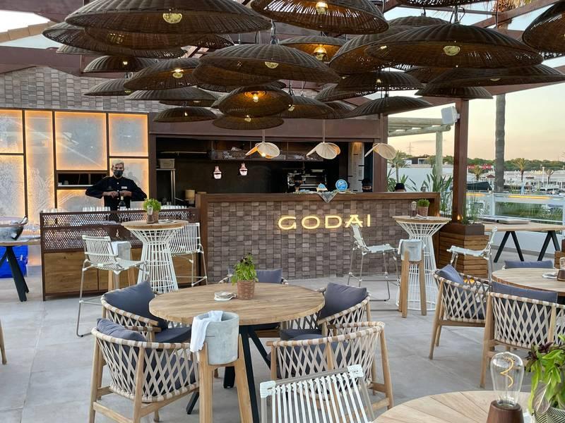 Restaurante Godai